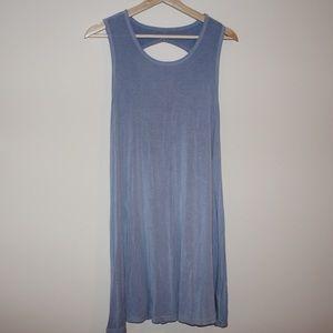 Blue American Eagle dress